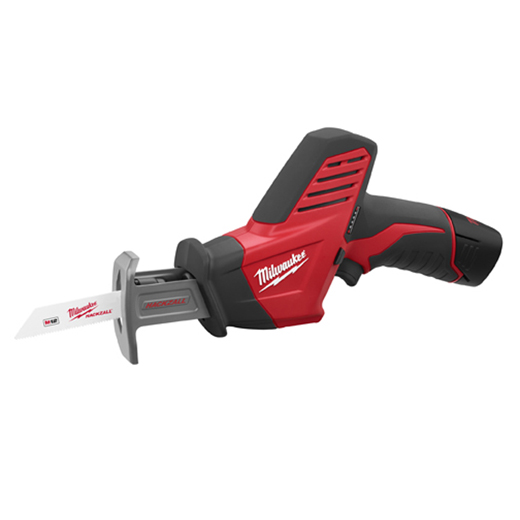 2420-21 M12 HACKZALLRECIP SAW KIT W/1 BATTERY