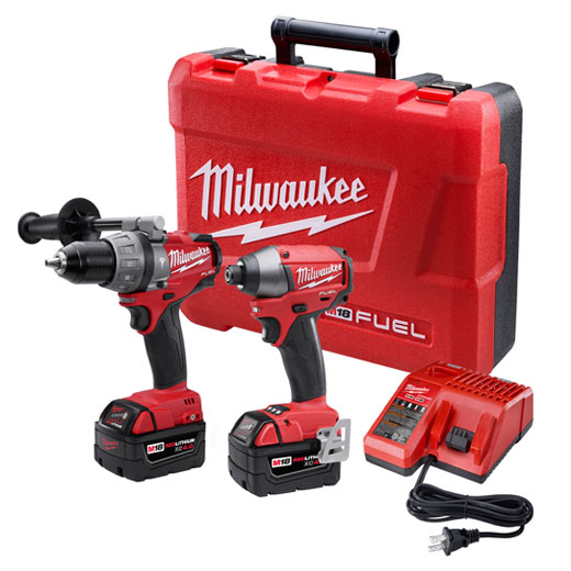 2797-22 M18 FUEL LITHIUM-ION HAMMER W/2 BATTERIES