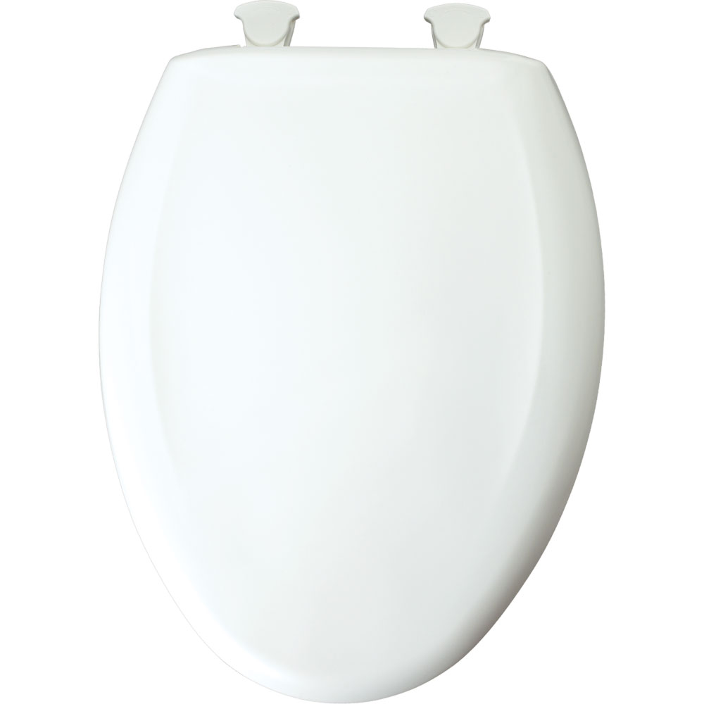 Plastic Elongated Toilet Seats