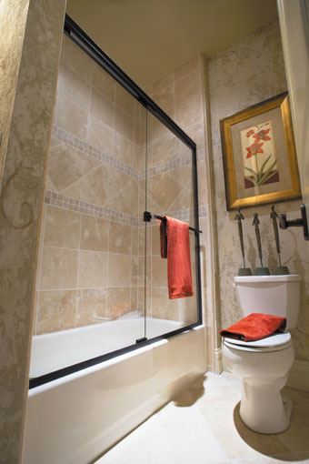 Frameless Tub Doors