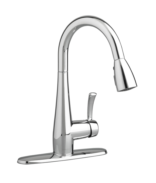 4433.300.002 CHR QUINCE HIGH ARC PULL DOWN KITCHEN FAUCET