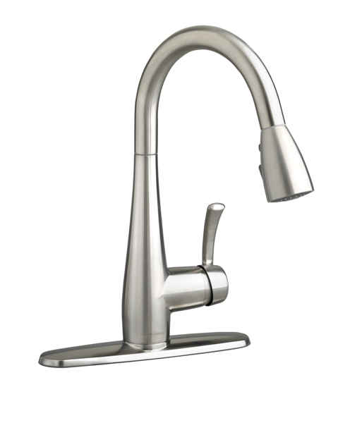 4433.300.075 SS QUINCE HIGH ARC PULL DOWN KITCHEN FAUCET