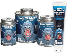 Blue Monster Thread Sealants