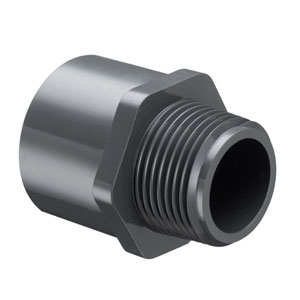 Sch80 Pressure Male Adapters