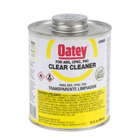 Oatey Cleaners