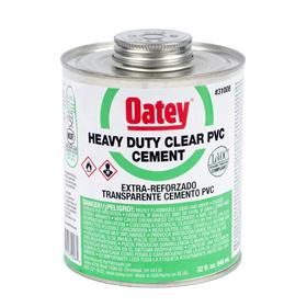 Oatey Heavy Duty Cements