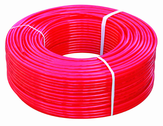"1"" X 500' PRO-PEXX BARRIER RED