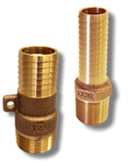 Brass Male Insert Adapters