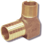 Brass Hydrant Elbow Adapters
