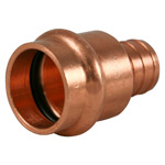 Copper Press x Pex Couplings