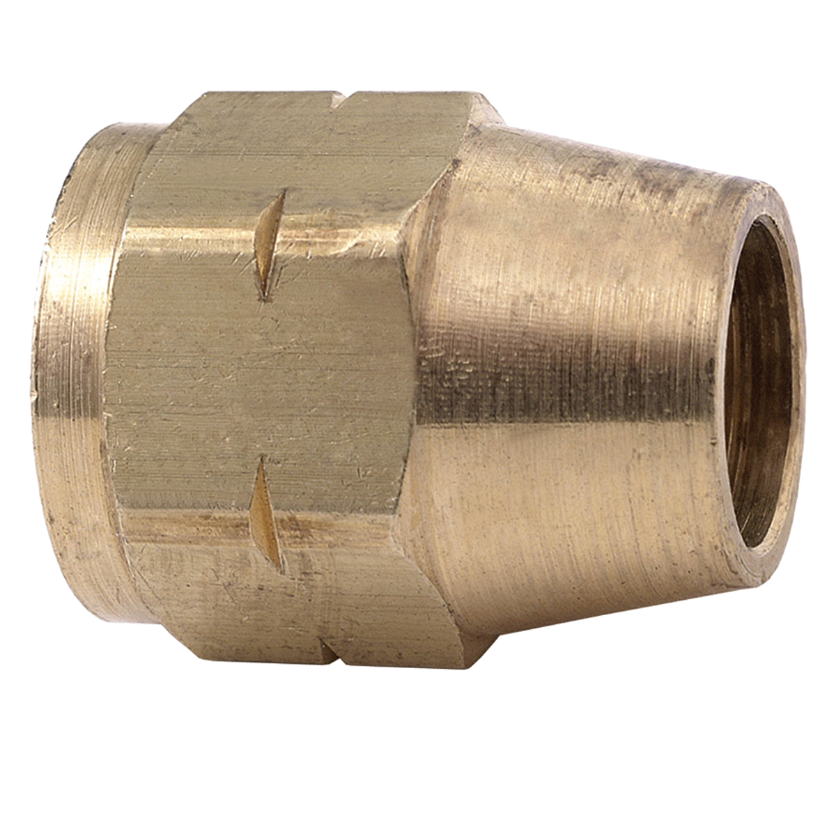 Brass Flare Tube Nuts