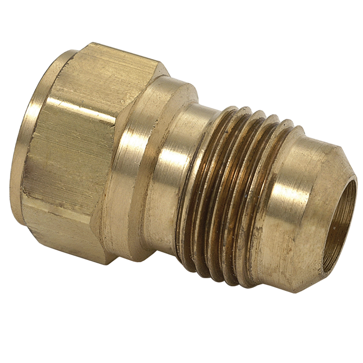 Brass Flare Female Adapters
