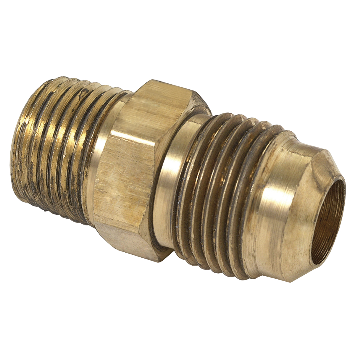 Brass Flare Male Adapters