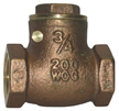 Brass Threaded Swing Check Valves