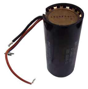 Submersible Capacitor with Switch