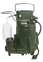 Zoeller Effluent Pumps
