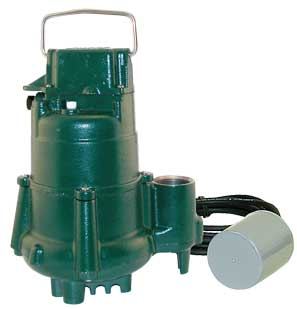 BN98 SUBMERSIBLE PUMP W/15' CORD & SWITCH ZOELLER