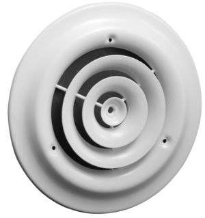 Round Ceiling Diffusers
