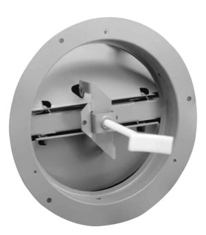 Round Ceiling Dampers