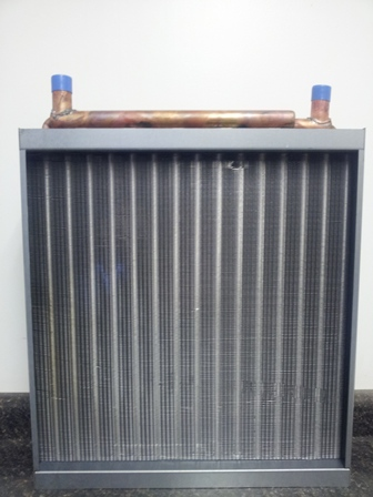 Water to Air Heat Exchangers (Un-Boxed)