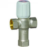 "AM102-1LF/U 1"" FIP THERMOSTATIC MIXING VALVE"