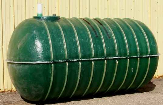 Septic Tanks Fiberglass